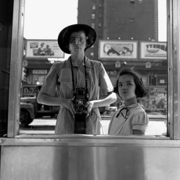 """""""¡Qué recuerdos me trae esta foto!"""" (Foto Vivian Maier)."""
