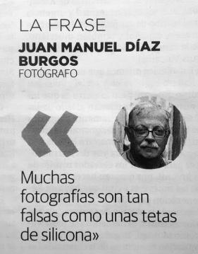 Diario La Verdad (12-5-2013)