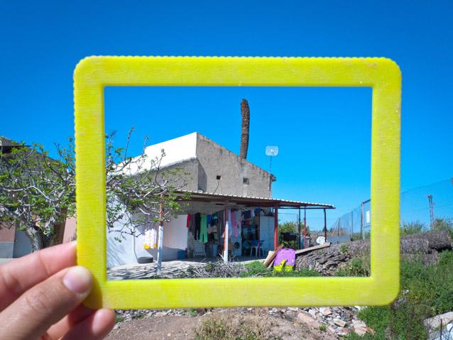 Foto de Nicon Pepinos (de su proyecto YelloWFramE)