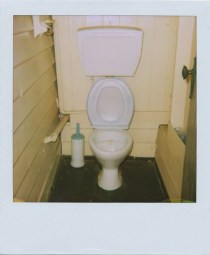 """""""My grandmother's house"""" (del blog Take Nothing But Polaroids)"""